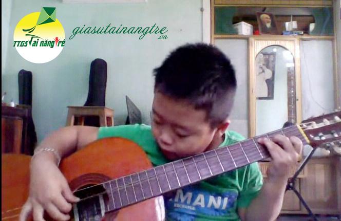 dạy guitar tại nhà