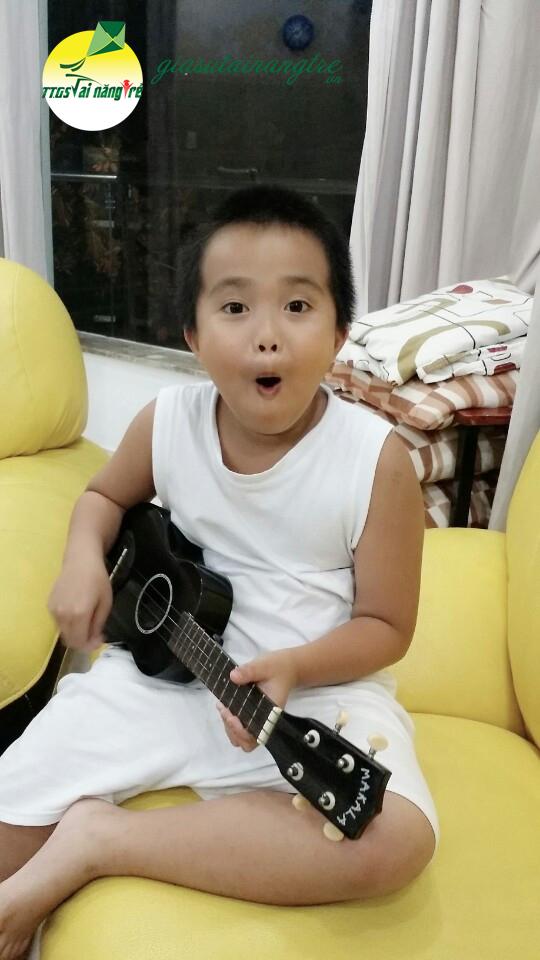 day guitar ukulele tai nha
