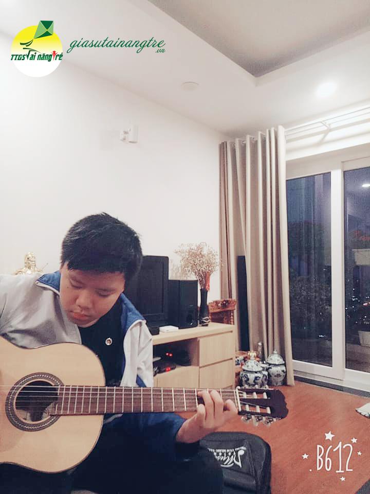 day guitar tai nha